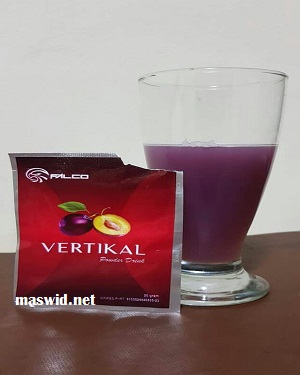 Jual Falco Squad Vertikal Powder Drink