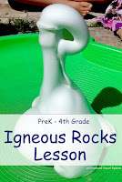 Igneous Rocks Lesson
