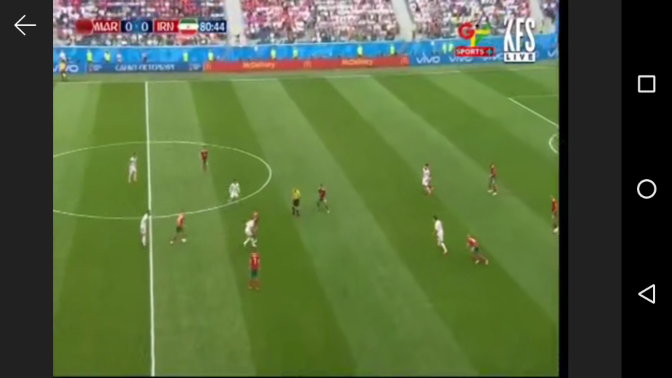 Watch 2018 FIFA World Cup Matches Live on Your iPhone or