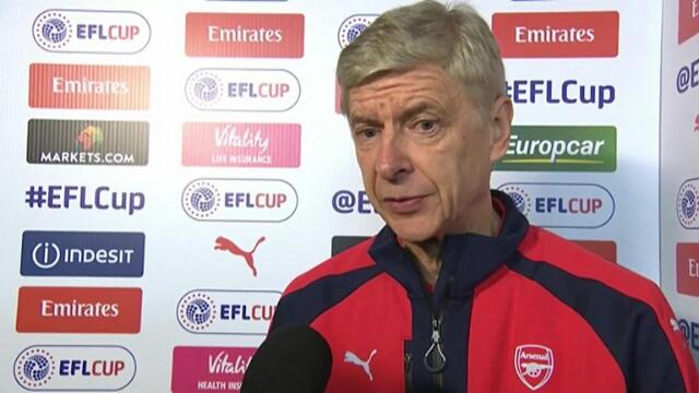 Arsenal FC Arsene Wenger