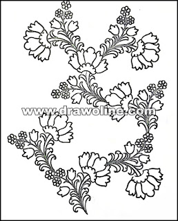 free embroidery patterns to download/floral embroidery patterns for free