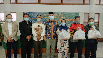 Resepsi Milad & Baksos Pemuda Muhammadiyah Kota Bandung
