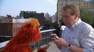 Murray What's the Word on the Street Paleontologist, Sesame Street Episode 4314 Sesame Street OSaurus season 43