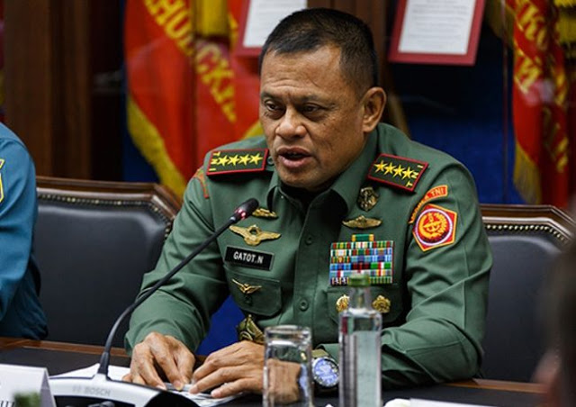 Gatot Nurmantyo: Saya Tak Takut Dibilang Provokasi, Pancasila akan Diganti Komunis