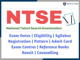 NTSE is one of the most prestigious national level scholarship programs