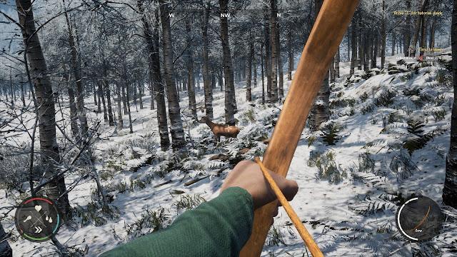 Screenshot gameplay Medieval Dynasty PC