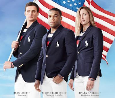Rio 2016 - Uniformes USA