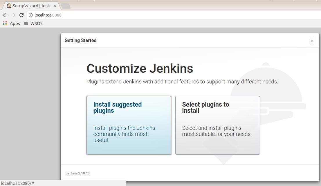 Ajanthan Eliyathamby's Tech Thoughts: Integrating Jenkins +