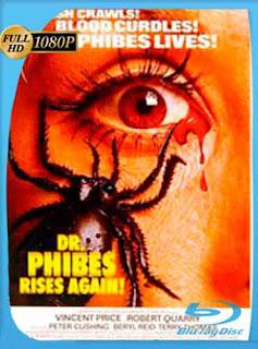El retorno del Doctor Phibes 1972 HD [1080p] Latino [GoogleDrive] DizonHD