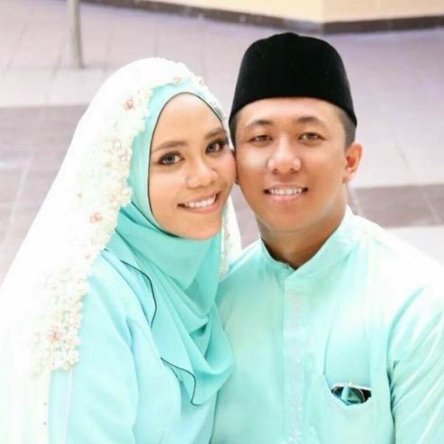 Gambar Kahwin Najwa Latif Tersebar