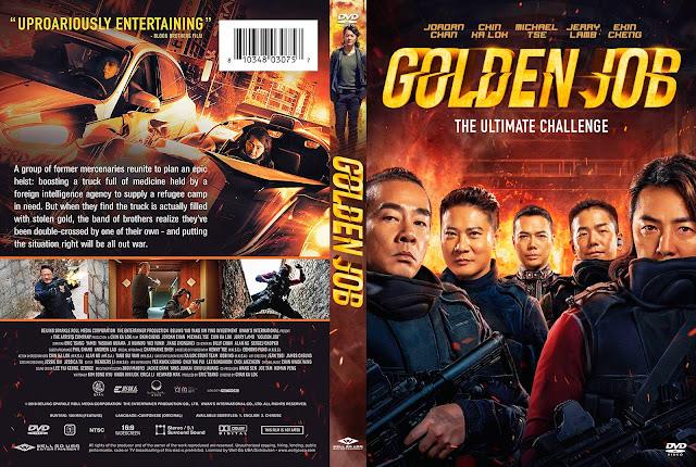 Golden Job DVD Cover