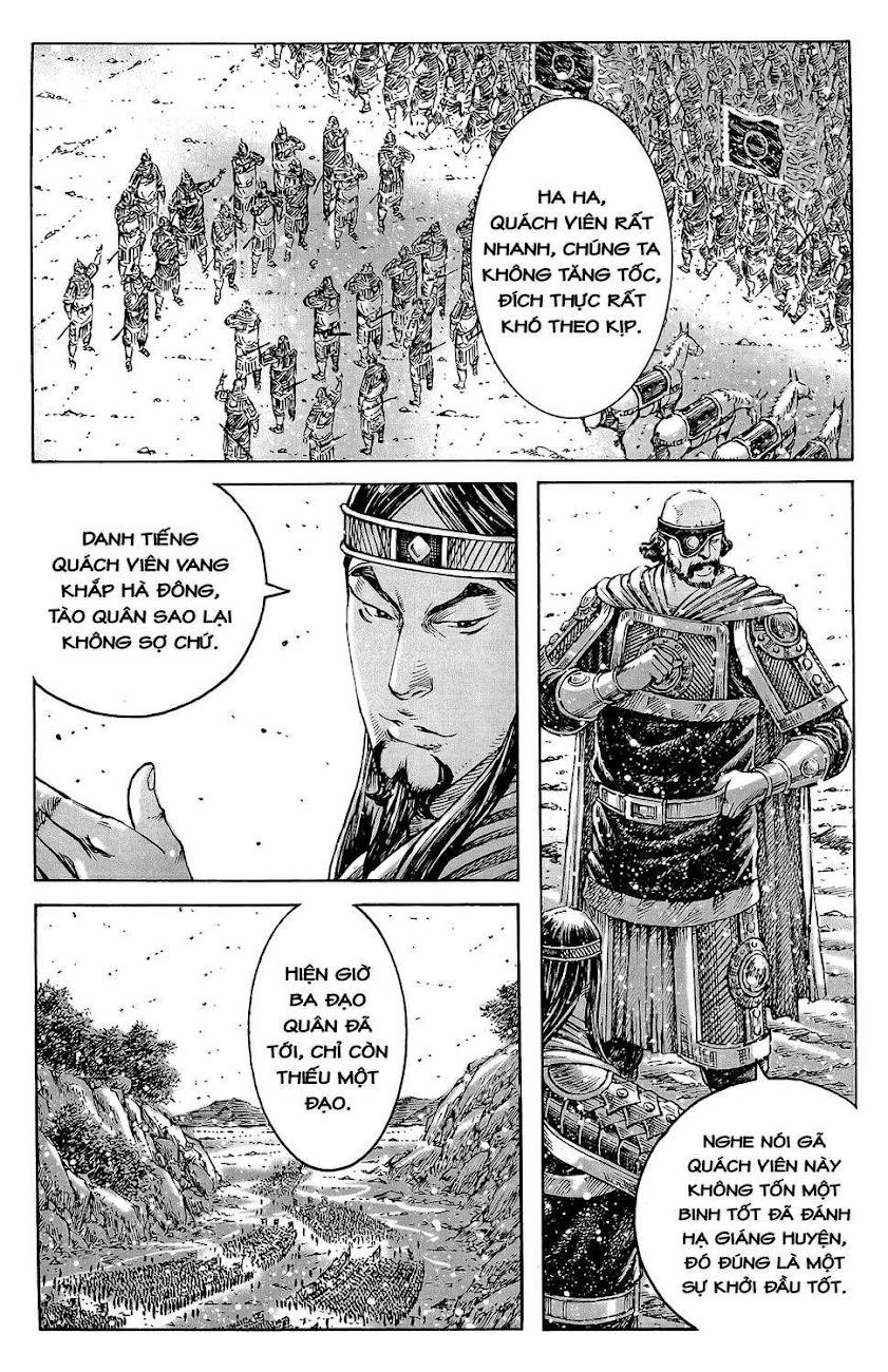 Hỏa phụng liêu nguyên Chương 359: Bạt thứ tại huyền [Remake] trang 5