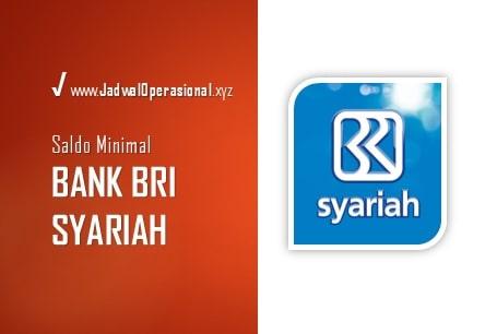 Saldo Minimal BRI Syariah
