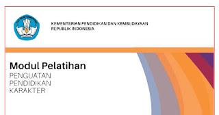 Modul Penguatan Pendidikan Karakter (PPK) Pengawas Sekolah, Kepala Sekolah, Guru, Komite