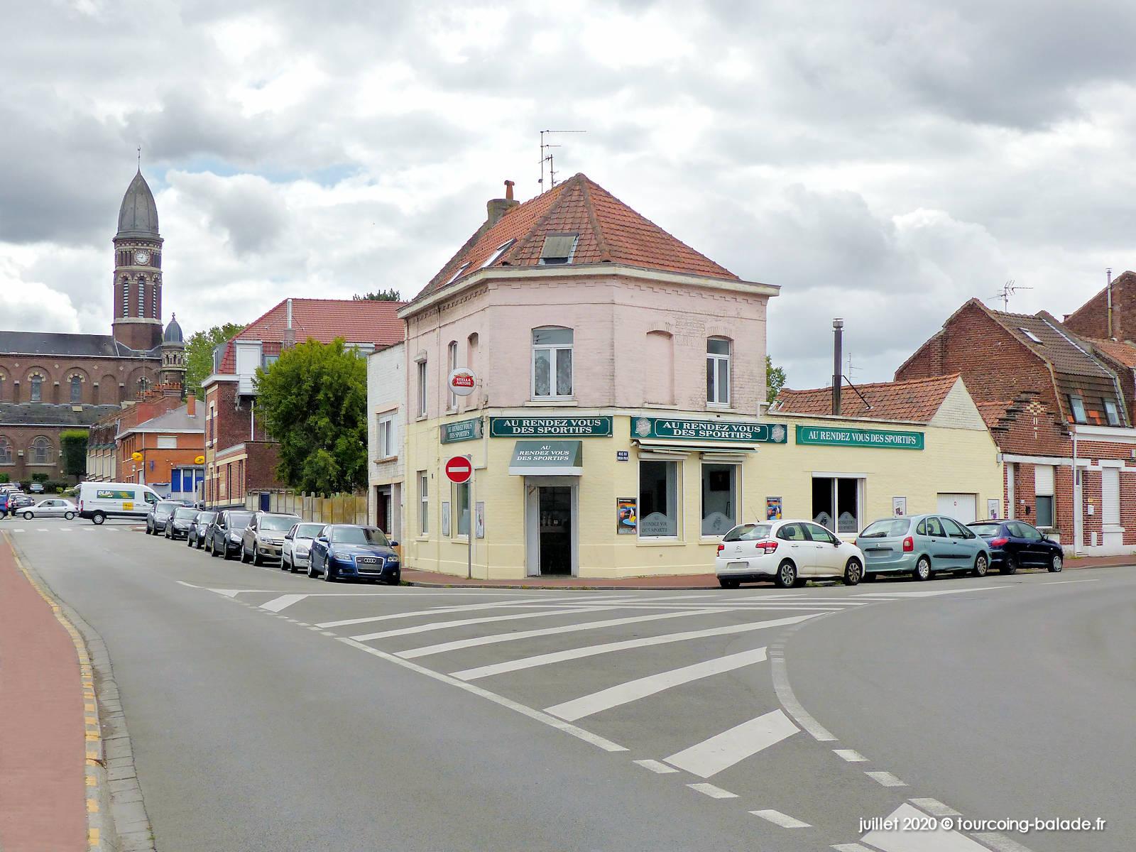 Bar Café Au Rendez-vous des Sportifs, Tourcoing 2020