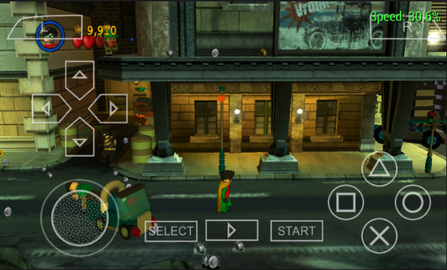 Lego Batman PSP ISO Highly Compressed 476MB PPSSPP - Techexer