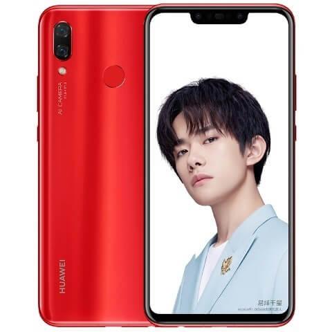 Huawei Nova 3 Acacia Red