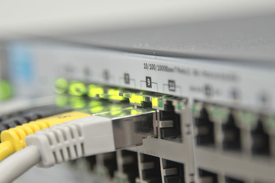 Power System Network Adapter Names