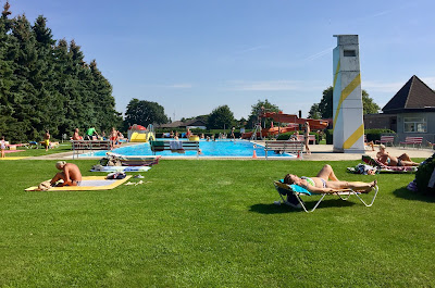 Testujeme prihraničné rakúske kúpaliská - Prellenkirchen