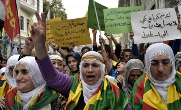 Στα χέρια των... Κούρδων, η τύχη του Ερντογάν