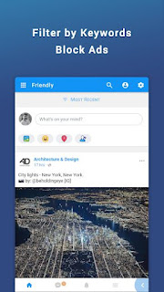 Friendly for Facebook v3.1.09 Unlock Full APK