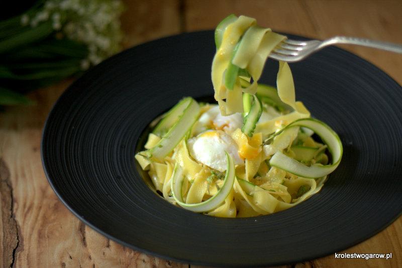 Blog O Gotowaniu Tradycyjna Kuchnia Makaron Ze Szparagami