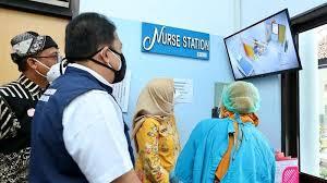 PEMKAB BANYUWANGI, Mulai Membuka Pendaftaran Relawan Tenaga Kesehatan