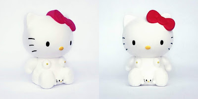 Hello Kittyteotl Resin Figure by Camote Toys