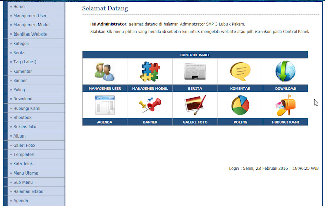 Source Coding Program Akademik Sekolah Paling Lengkap