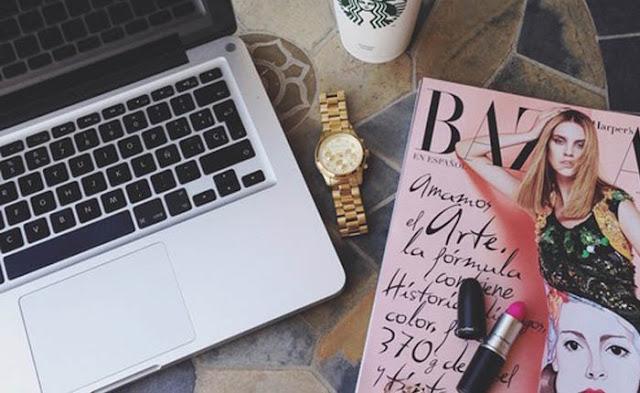 lifestyle beauty blogger vlogger travel youtuber food sukses populer terkenal terbaik no 1 review makanan produk kosmetik kecantikan makeup menulis artikel tips cara menjadi penghasilan online