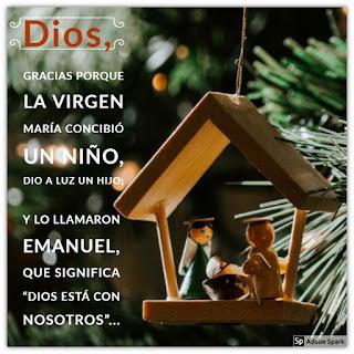 Oraciones Navideñas Cortas
