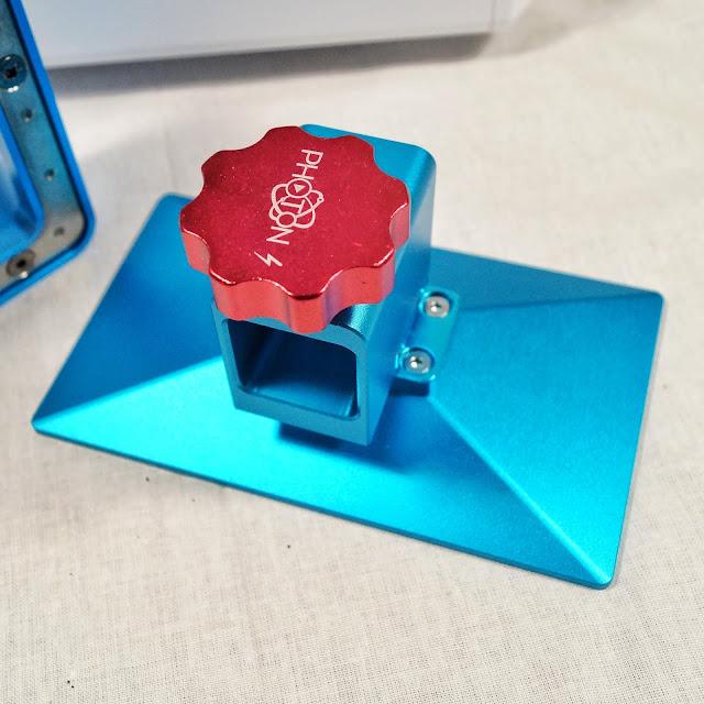 3D принтер Photon AnyCubic. Объектная платформа.