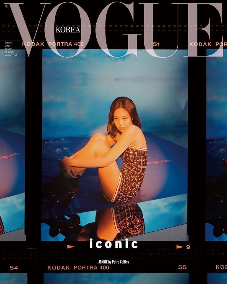 Blackpink for Vogue Korea March 2020