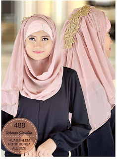 Jilbab | Kerudung GIARDINO 488