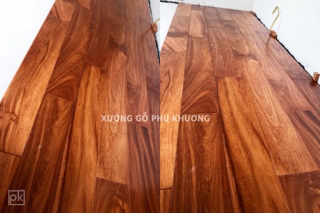 sàn gỗ tự nhiên tại huế