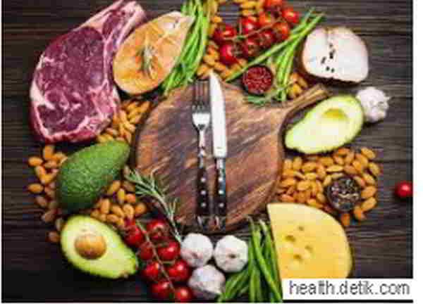 menu for keto diet