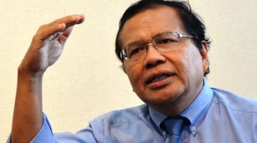 Rizal Ramli Minta Jokowi Tidak Gengsi Meniru Ridwan Kamil Pakai Duit Infrastruktur Untuk Covid-19