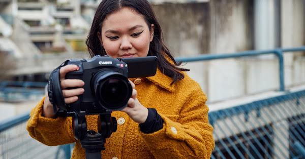 Canon compromete-se com a próxima geração de storytellers criativos com o seu programa para o desenvolvimento de estudantes