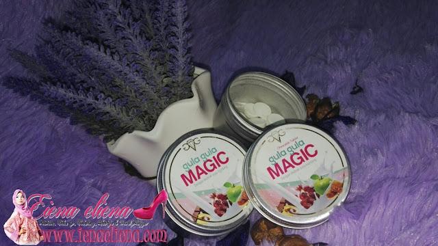 Kunyah Kunyah Cantik Dengan Gula Gula Magic
