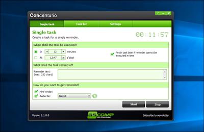 تحميل برنامج برنامج Concenturio