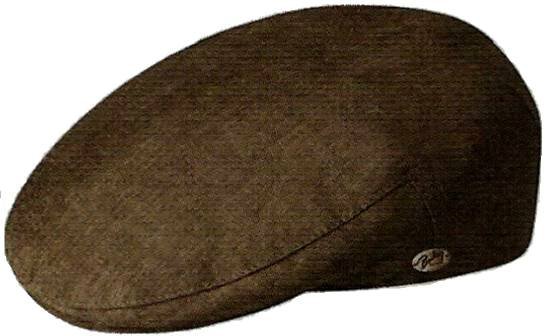 a00dde3d ... hat that looks sort of like this, except mine's black, old and  battered. I only wear it outdoors, and only when the weather gets cold.