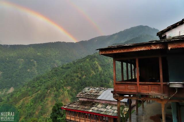 राज ठाकुर का गाँव: बीजल
