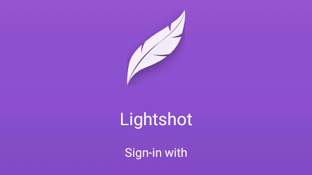 Download Lightsot Versi Android Sudah Tersedia di Playstore, Screenshot Story Instagram
