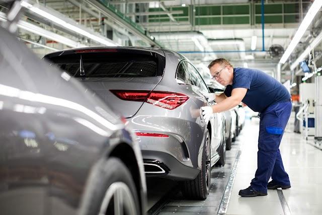 Jó hír! Újraindul a termelés a kecskeméti Mercedes-gyárban