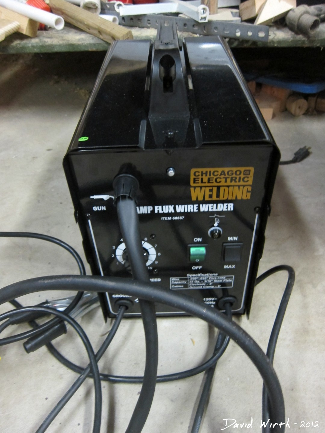 New Tools Donate Car To Charity California Wiring A Welder Cheap Harbor Freight Flux Easy