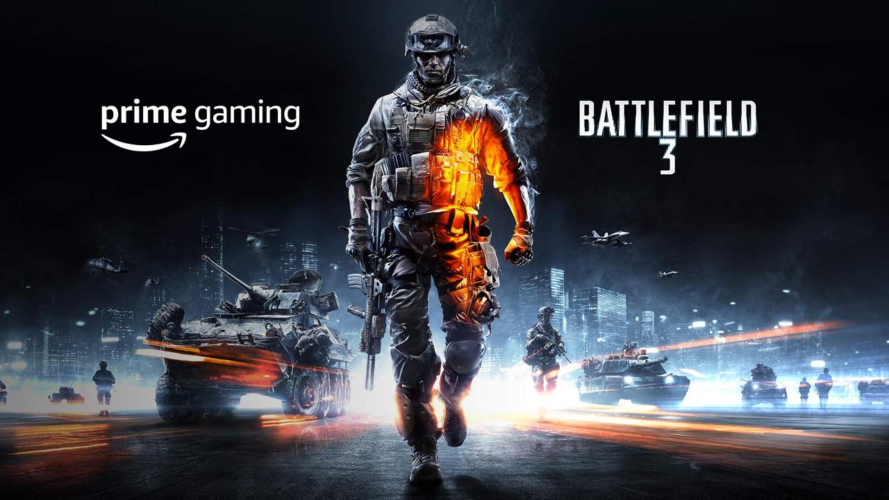 Battlefield 3 Amazon
