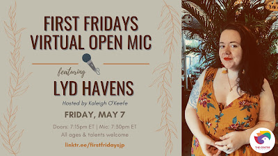 Friday, May 7, 2021 at 7:15 PM EDT – 10 PM EDT Price: Free · Duration: 2 hr 45 min