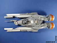 Space Flea - Starship scale 1:35