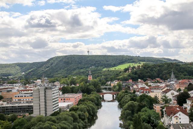 Nahe zwischen Altstadt und Neustadt Kreuznach