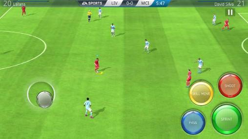 game FIFA 16 Apk + cache download